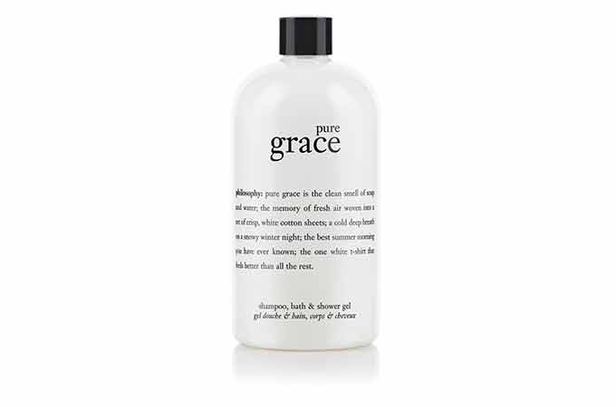 multitasking beauty products philosophy pure grace