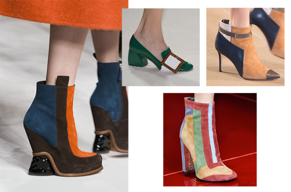footwear trends fall 2015